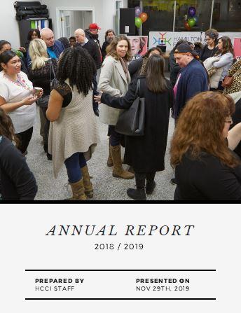 2018-2019 HCCI Annual Report