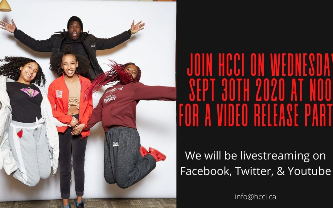 Join us for our video release party