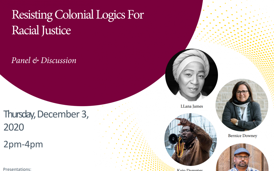 Data & Sovereignty: Resisting Colonial Logics for Racial Justice