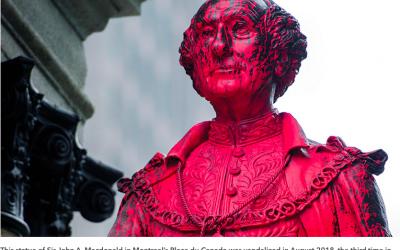 Petition: Calling on Hamilton Mayor and City Councillors to Remove Sir John A. Macdonald Statue